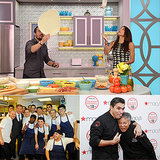 See This Week's Best Celebrity Chef Snapshots!