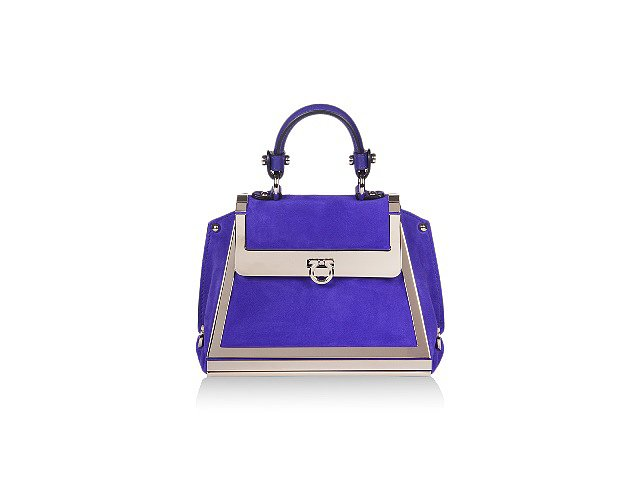 A bag from Salvatore Ferragamo's Hollywood collection. Photo courtesy of Salvatore Ferragamo