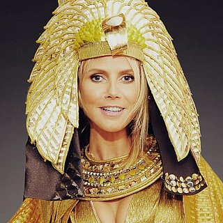 Heidi Klum's Best Halloween Costumes, Hair & Beauty