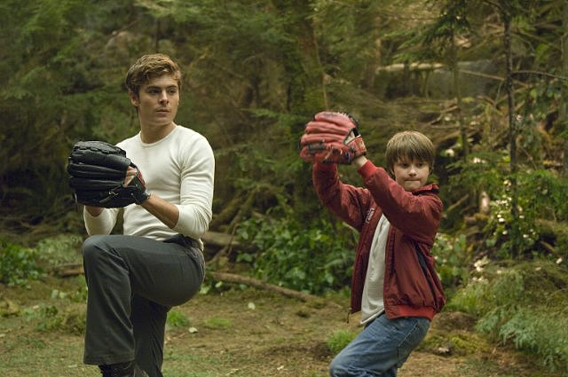 Charlie St. Cloud The pitching lessons are just too much.