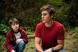 Charlie St. Cloud Oh, that's right: this is a sad movie where Efron loses his little brother. But sad Zac is still hot Zac.