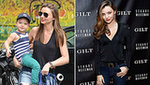 It's Not a Bird or a Plane! Miranda Kerr Reveals Her Son's Super Halloween Costume