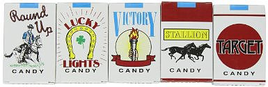 World's Candy Cigarettes - 24 Packs Per Box: Amazon.com: Grocery & Gourmet Food