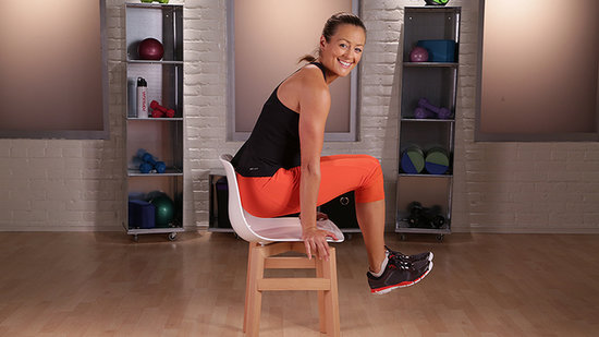 Stuck at Your Desk? You Can Still Work Out!