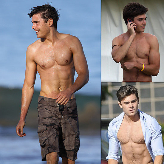 Happy Birthday Zac Efron — See His Hottest Shirtless Photos!