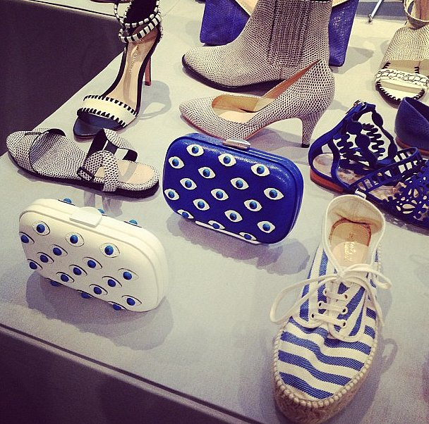 We have our eye on the Spring 2014 lineup of Loeffler Randall accessories.