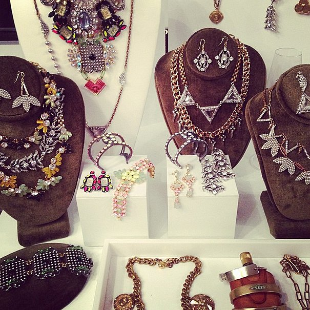 We couldn't pick our favorite piece by Lulu Frost, so we decided to show you the whole eclectic lot.