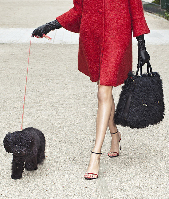 Carolina Herrera Has the Cutest Muse Ever!