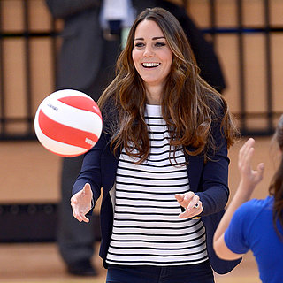 Kate Middleton Volleyball Hair