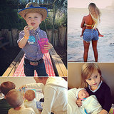 Blue Ivy, Arabella, and More: Celeb Parents' Best Photos of the Week