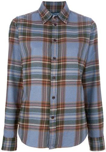 Ralph Lauren Blue Label Plaid shirt