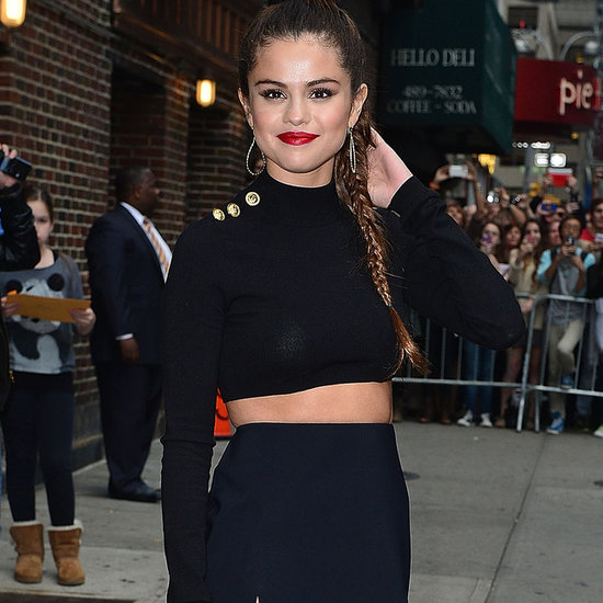 Follow Selena Gomez's Red Carpet Love Affair With the House of Versace