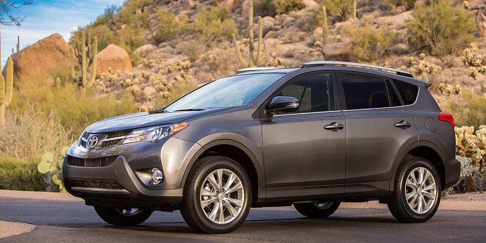 Girls Getaway: How the 2013 Toyota RAV4 Fared