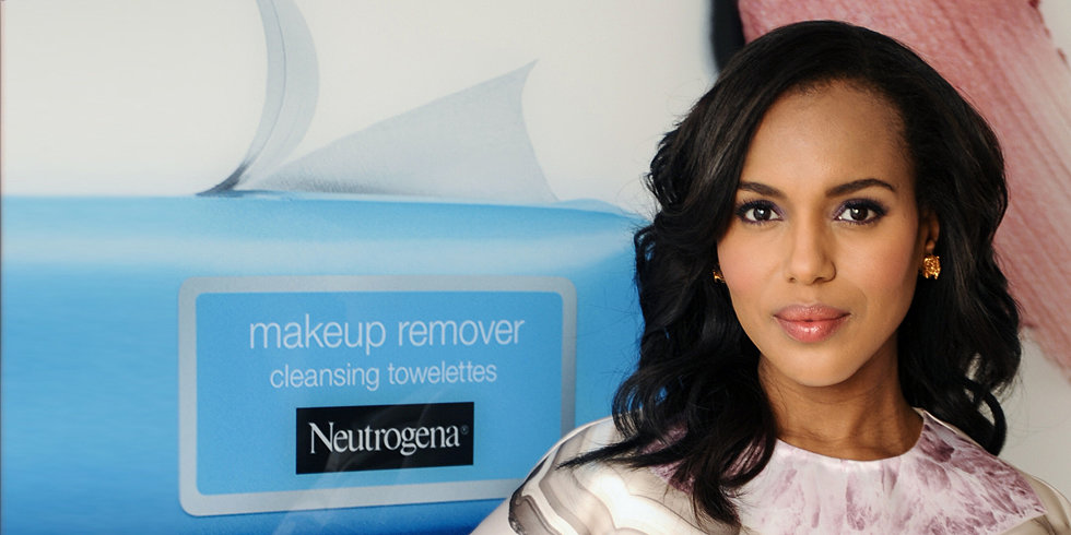 The One Thing Kerry Washington Won't Do Before Bedtime