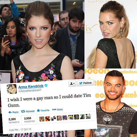 Celebrity Tweets of the Week: Anna Kendrick, Sophie Monk, Guy Sebastian & More!