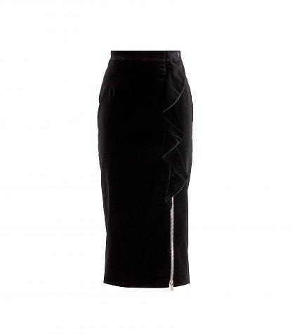 Givenchy - Velvet skirt