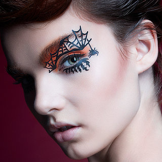 Halloween Makeup, Nail Art, and Eyelashes | Spooky Beauty