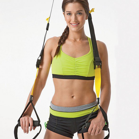 TRX Workout: 7 Moves to Erase Every Bulge