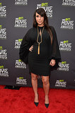 Kim Kardashian at the 2013 MTV Movie Awards