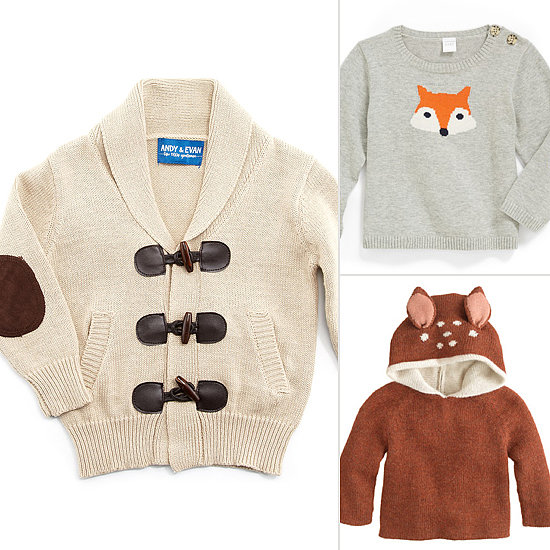 12 Cozy Sweaters For the Littlest Gents
