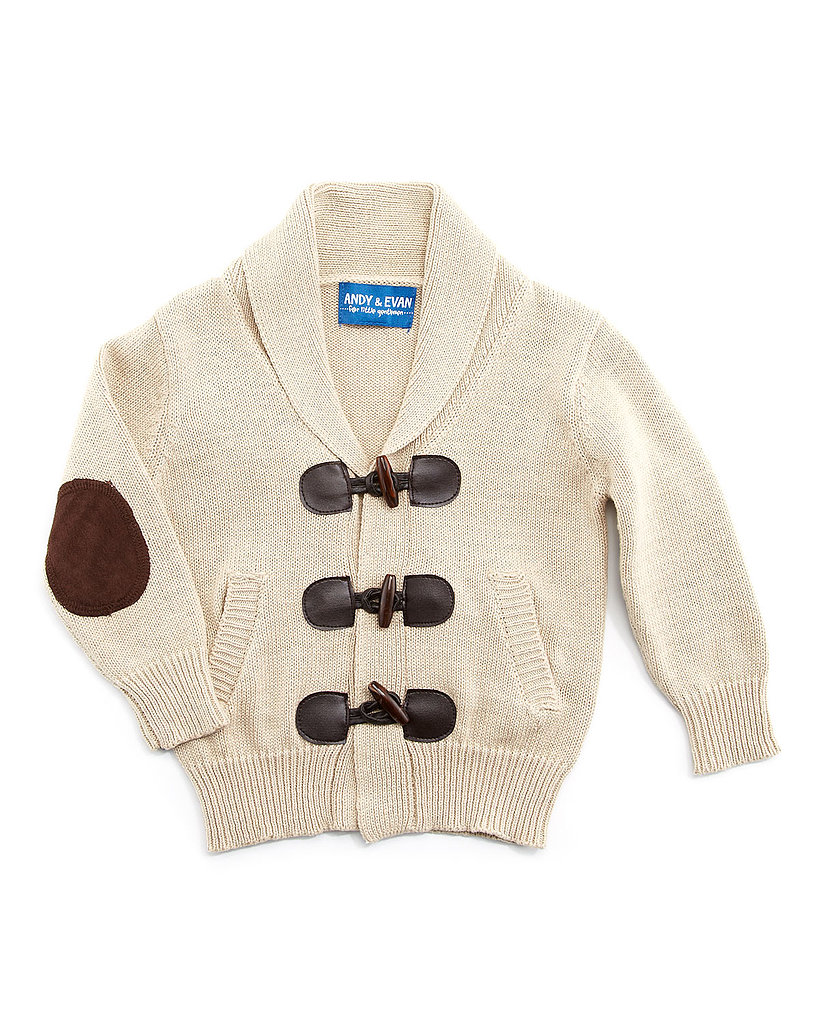 Andy & Evan Toggle-Front Cardigan
