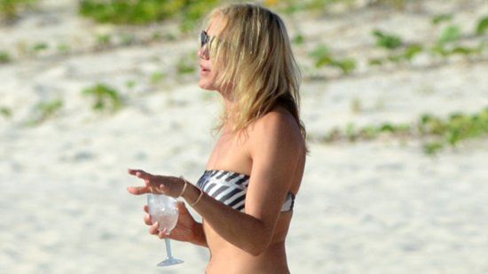 Dare to Bare! How Cameron Diaz Keeps Bikini-Ready All Year