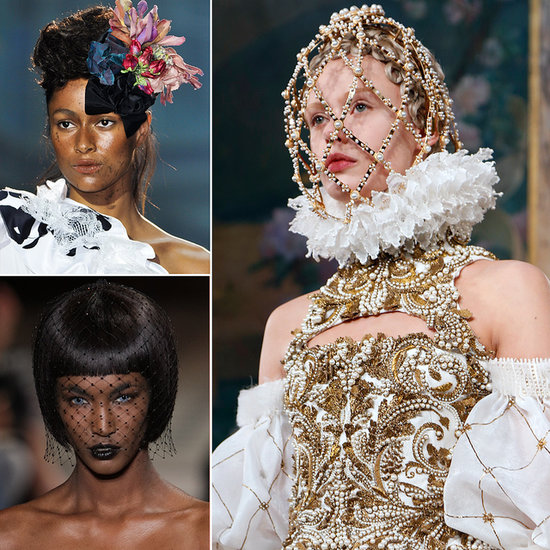 15 Catwalk-Inspired Halloween Makeup Ideas