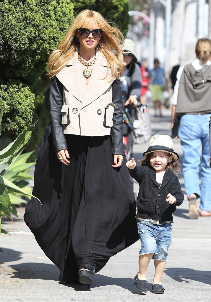 "Rachel Zoe Has a ""Major Mommy Moment"" With Gwen Stefani"