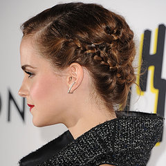 Celebrity Hair Inspiration: Modern Updos To Try At Home