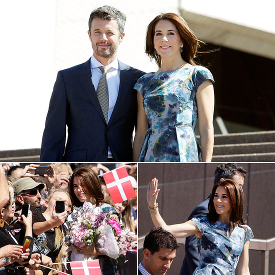 Princess Mary and Prince Frederik Return to Sydney to Celebrate an Australian Icon