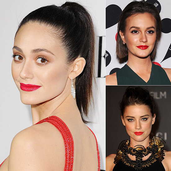 Beauty Spotlight: Red Lipstick Lovers