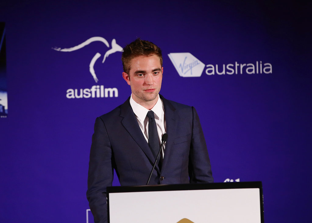 The Joke We Can't Believe Robert Pattinson Made
