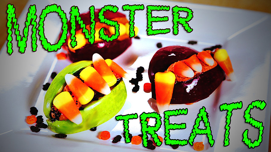 Edible Monster Mouths Will Make You Crack a Smile