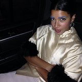 Hannah Bronfman raised some brows en route to the Whitney Gala in NYC.  Source: Instagram user hannahbronfman