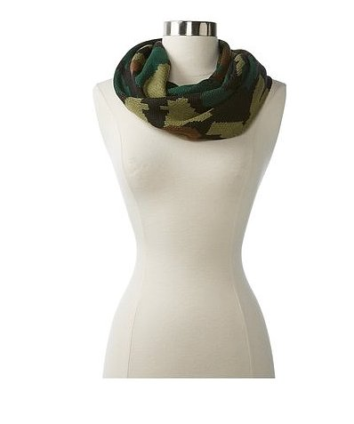 For camo lovers, get wrapped up in this