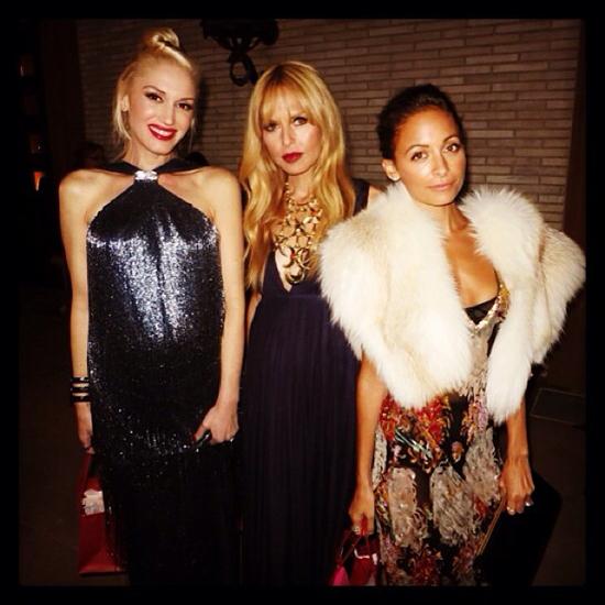 Gewn Stefani, Rachel Zoe, Nicole Richie