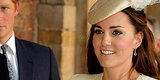 Kate Middleton Wears Her First Fascinator Since Prince George