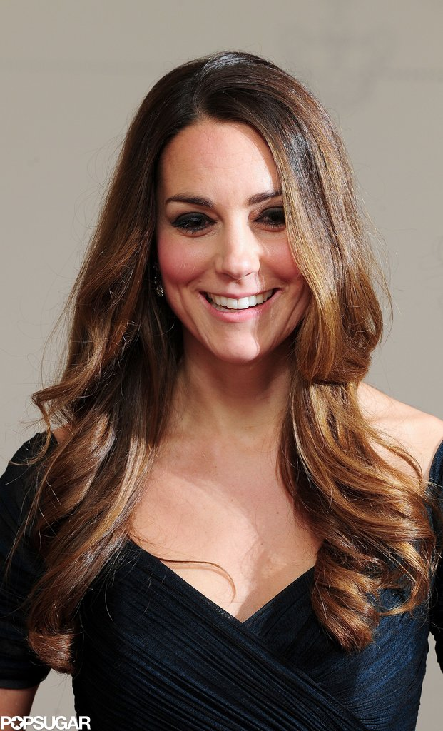 Kate Middleton attended a gala for Action on Addiction.