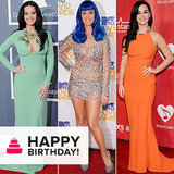 How Katy Perry Transformed Her Red Carpet Style