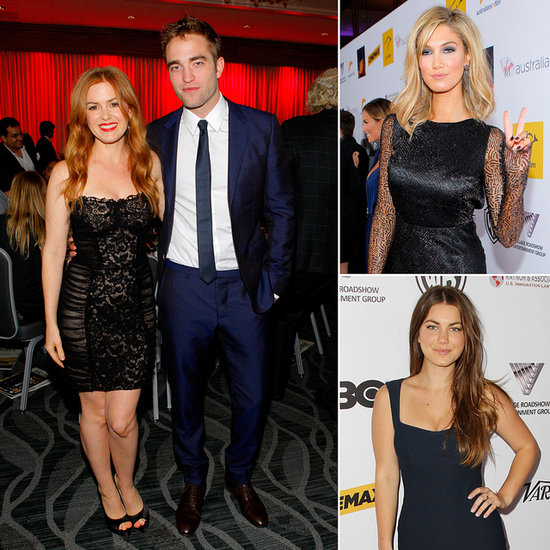 Robert Pattinson Joins Aussie Stars at 2013 Australians in Film Awards Gala