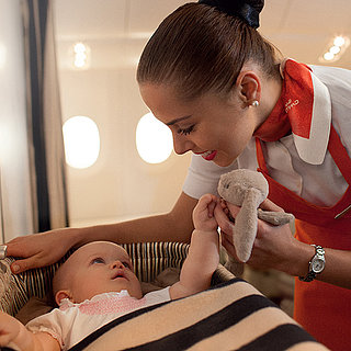 Airline Offers Nanny Service