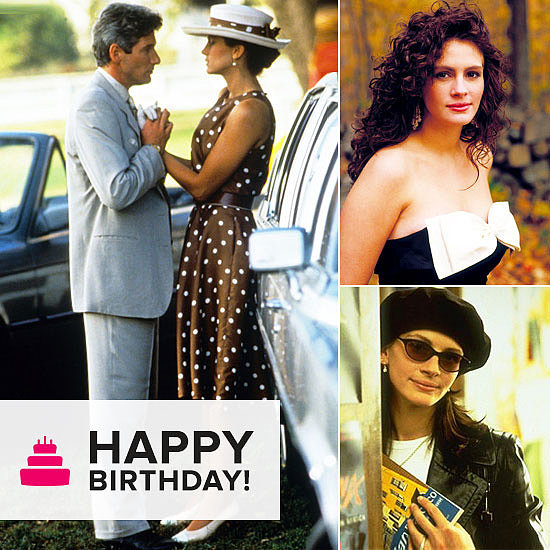 Do You Know All of Julia Roberts's Most Iconic Movie Looks?