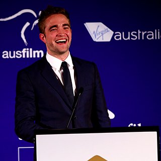 Video Of Robert Pattinson At 2013 Australians In Film Awards