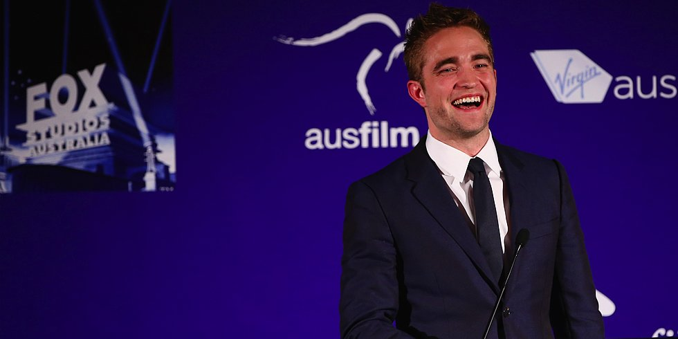 Robert Pattinson's Raunchy Night Out
