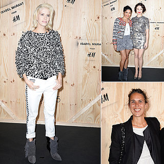 Isabel Marant x H&M Photo Call