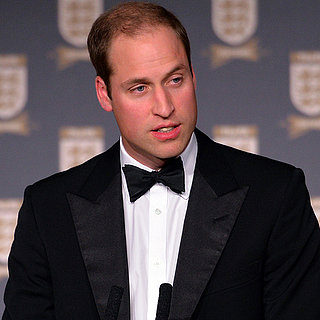 Prince William at The FA 150th Anniversary Gala Dinner