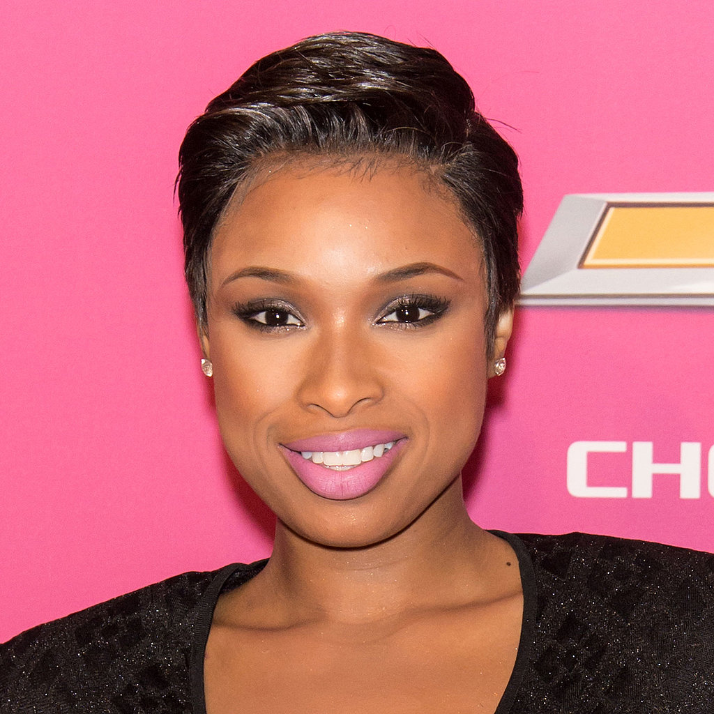 Jennifer Hudson haircut For the Home