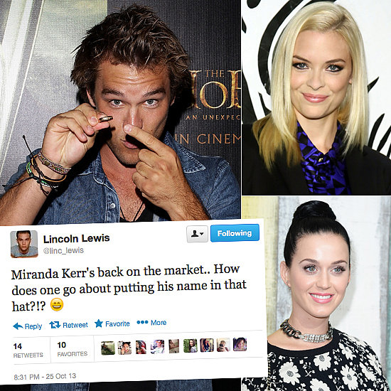Celebrity Tweets of the Week: Lincoln Lewis, Jaime King, Hugh Jackman, Katy Perry & More!