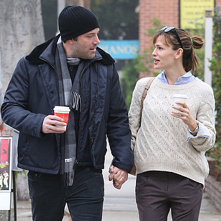 Ben Affleck and Jennifer Garner Out in LA