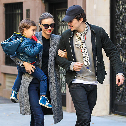 Pictures: Miranda Kerr & Orlando Bloom Together After Split